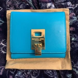 NWT Michael Kors Collection Wallet